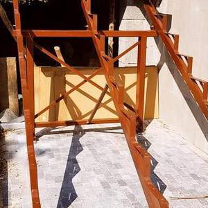 Schody metalowe 07
