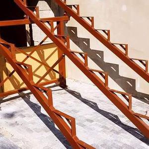 Schody metalowe 09