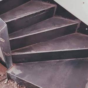 Schody metalowe 12