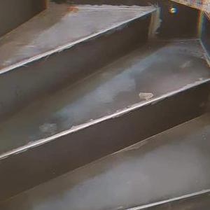 Schody metalowe 14