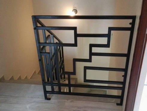 designerska balustrada schodowa